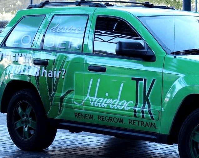 hairdoctk mobile hair extensions