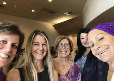 Tk Interview For Cancer Survivors Support