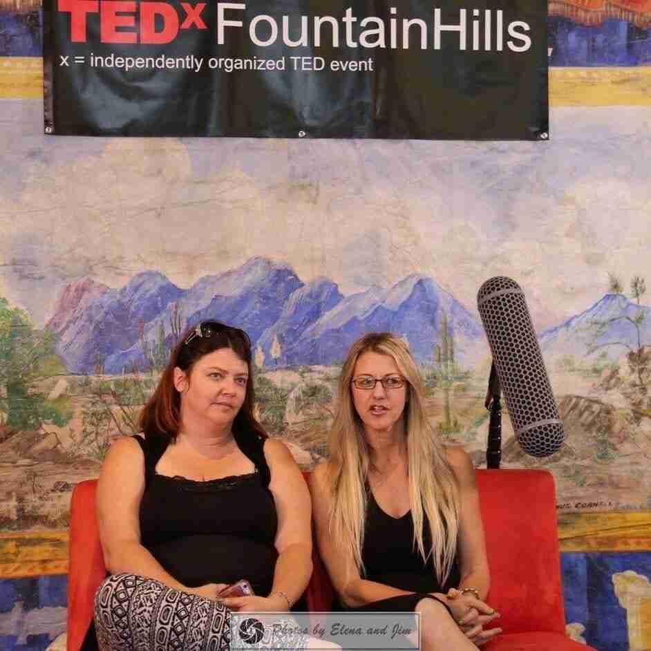 Tedx-speaking-event