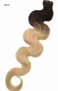 Tape-in-wavy-hair-extensions-brown-blonde