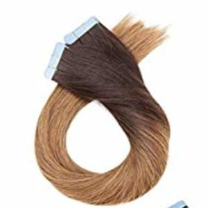 Tape-in-wavy-brown-Bayalge-extensions